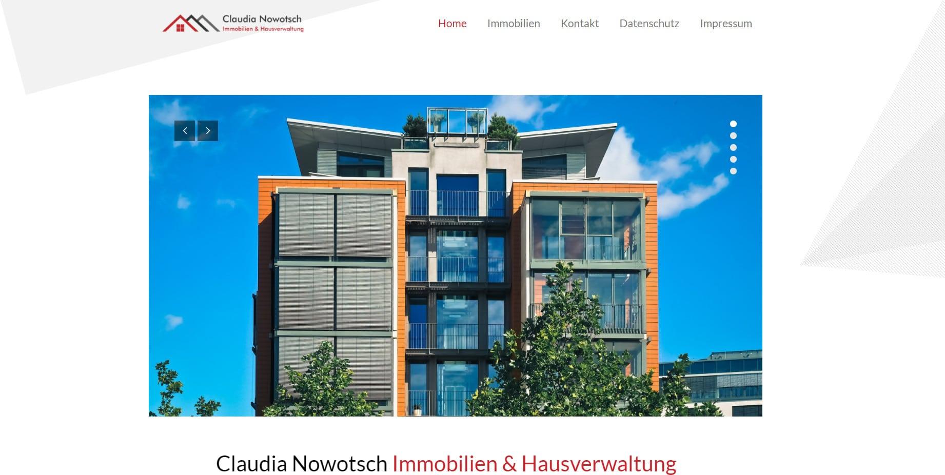 Nowotsch Immobilien und Hausverwaltung