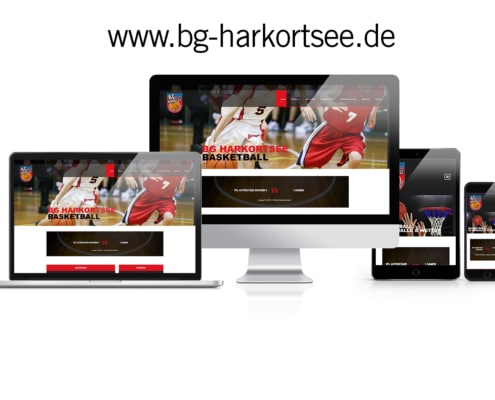 WordPress Website BG Harkortsee